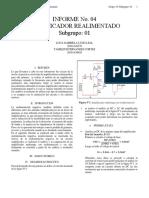 Informe 4 L2 Realimentacion