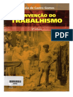 DocGo.net-GOMES, Angela de Castro. a Invenção Do Trabalhismo 2011