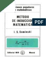 Metodos inducción matematica
