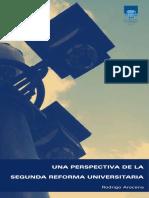 Una Perspectiva de La Segunda Reforma Universitaria