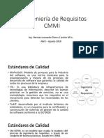 Requisitos CMMI