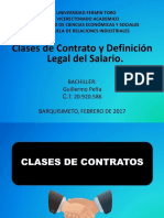 Presentacin Clases de Contratos Converted