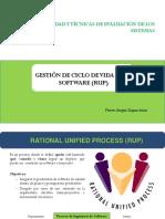 5 Gestión de Ciclo de Vida Del Software (RUP)