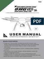 x8hg Manual