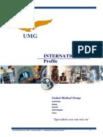 UMG Corporate Profile