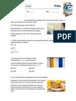 Teste 5.º Ano Maio_ Matemática