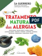 tratamento alergias