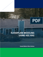 Floodplain modeling using hec - ras