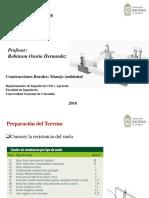 CIMENTACIONES - introducción