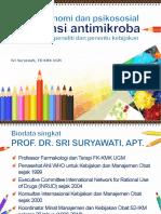 Suryawati - IKM Resistensi Antibiotik 16Aug2018