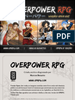 Over Power RPG