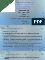 Fase 5 Servicio Al Cliente Paola Gomez
