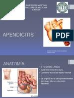 Apendicitis Cx