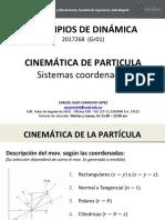 Dinamica 02 SistCoord CinematicaParticula