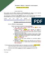ProgramaCAo de Atividades Adm II Cap 04