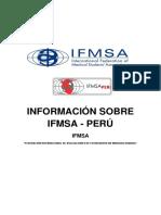 Ifmsa Información