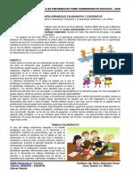 Módulo de Aprendizaje Colaborativo y Cooperativo - Teoría