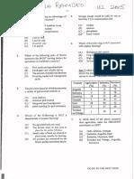 Cape Biology 2015 Unit 1 Paper1