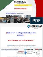 PPT Enfoque Por Competencias