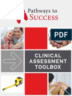 Clinical Assessment Toolbox old patients