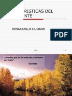 CATACTERISTICAS DEL ESTUDIANTE.ppt