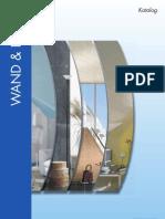 Wand Und Decke / Lambriuri pentru pereti si tavani