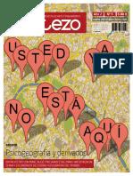 Auge, M. y otros - Psicogeografía (Revista Bostezo).pdf