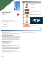 RTN 380 V100R002 Quick Installation Guide 03