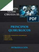 Segunda Clase Cirugia III