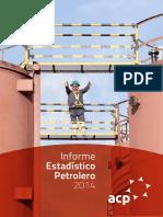 Informe Estadistico Petrolero 2014