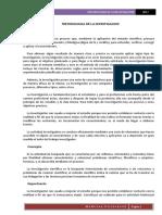 Medicina Psicosocial Metodologia de La Investigacion 2017