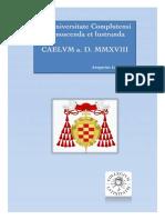 Universitatis Complutensis Lustratio