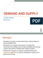 Lecture 2-Demand and Supply