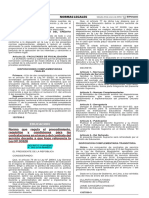Rvm n 091 2015 Minedu Proceso Administrativo Disciplinario