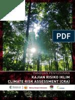 Panduan Penyusun Kajian Risiko Iklilm Climate Risk Assessment Cra - Final a4