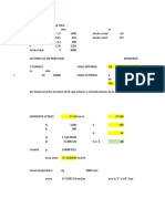 Exel Factores de Distribucion