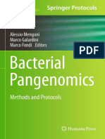 Bacterial Pangenomics
