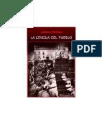 Petras - La Lengua Del Pueblo