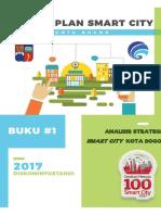 Buku 1. Analisis Strategis Smart City Kota Bogor
