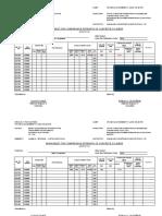 Compressive Strength Test Worksheet