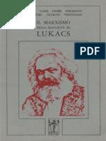 Guido Oldrini (Org.) - Il Marxismo Della Maturità Di Lukács (Napoli, Prismi, 1983)