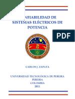 Confiabilidad Sistemas Electricos de Potencia