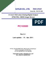 PC1030D