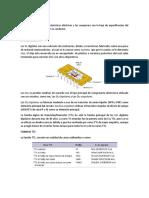 CARACTERÍSTICAS DE CIRCUITOS DIGITALES