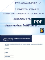 3ra clase Microestructuras Diagrama Fe-C.ppt