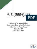 Info Tech 16010 (Codd)