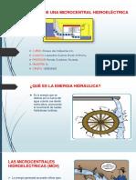 Aplicaciones de Microcentrales Hidroeléctricas - Laureano