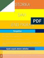 Retorika - Pengertian.pptx