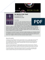 Book Club Pack