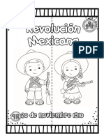 Lapbook Revolucion Mexicana